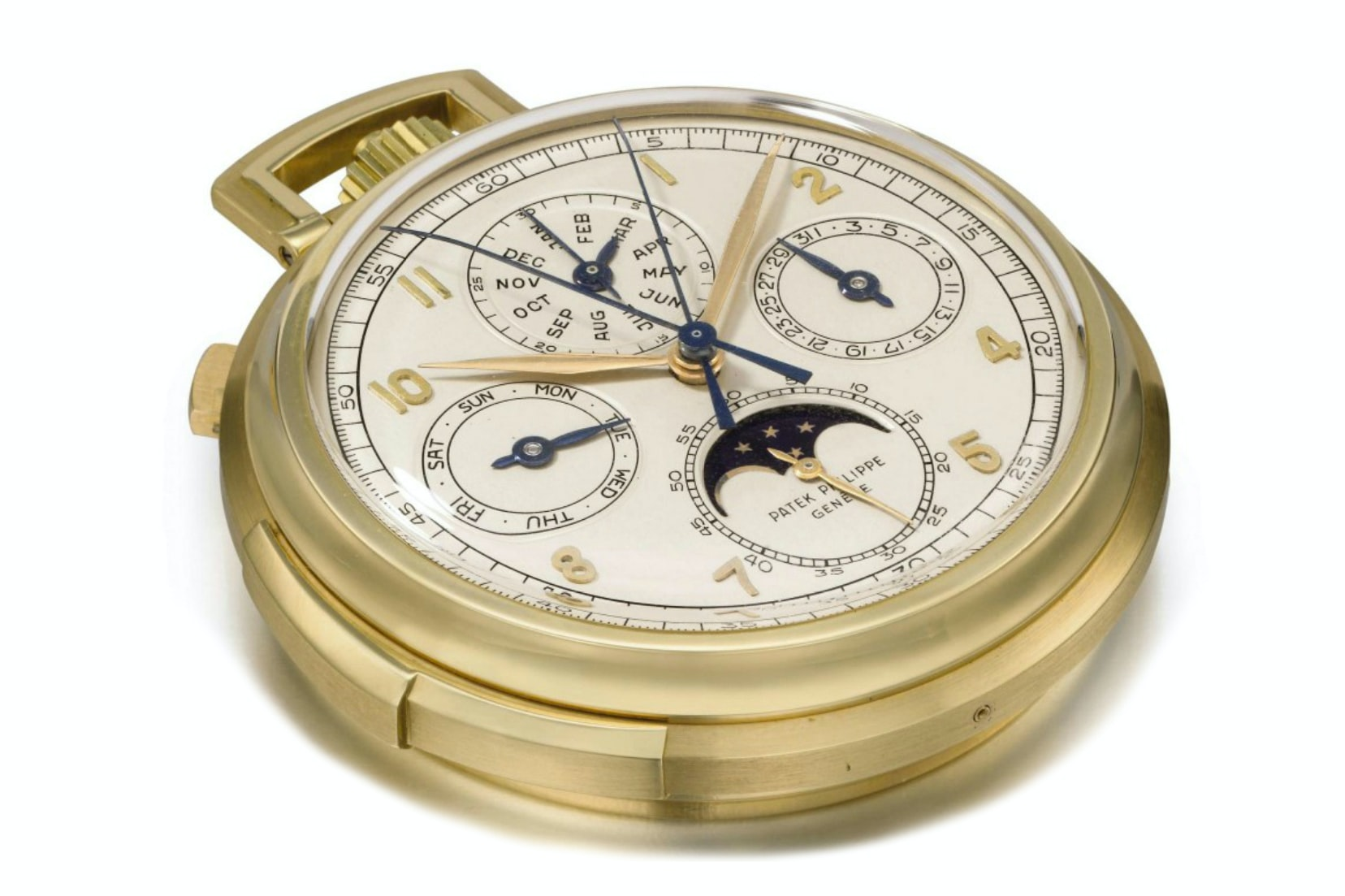 Found: The Dalai Lama's Patek Philippe, Gifted By FDR Via An OSS Officer Who Was The Grandson Of Leo Tolstoy (Seriously) Found: The Dalai Lama's Patek Philippe, Gifted By FDR Via An OSS Officer Who Was The Grandson Of Leo Tolstoy (Seriously) 45