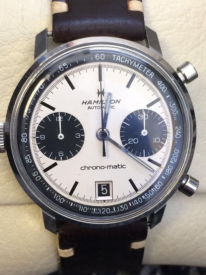 Hamilton Chrono-Matic