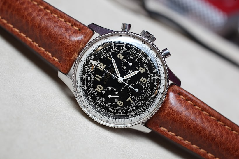 ac99447aabe Steve King s Blog  Auction Preview  The Watches Of Knightsbridge ...