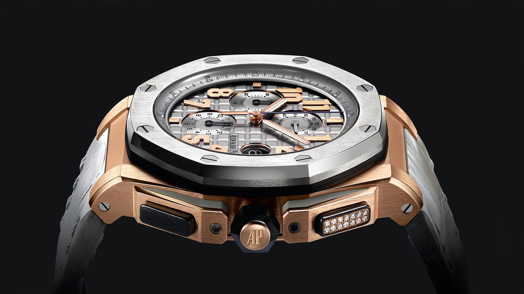 f9f1f05f7abf Introducing The Audemars Piguet Royal Oak Offshore Chronograph LeBron James  (Details   Pricing) - HODINKEE
