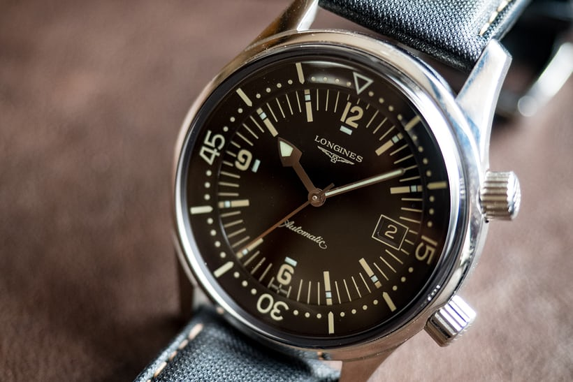Longines Legend Dial