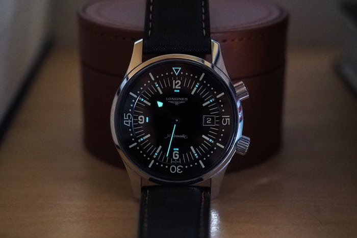 Longines Lume Shot