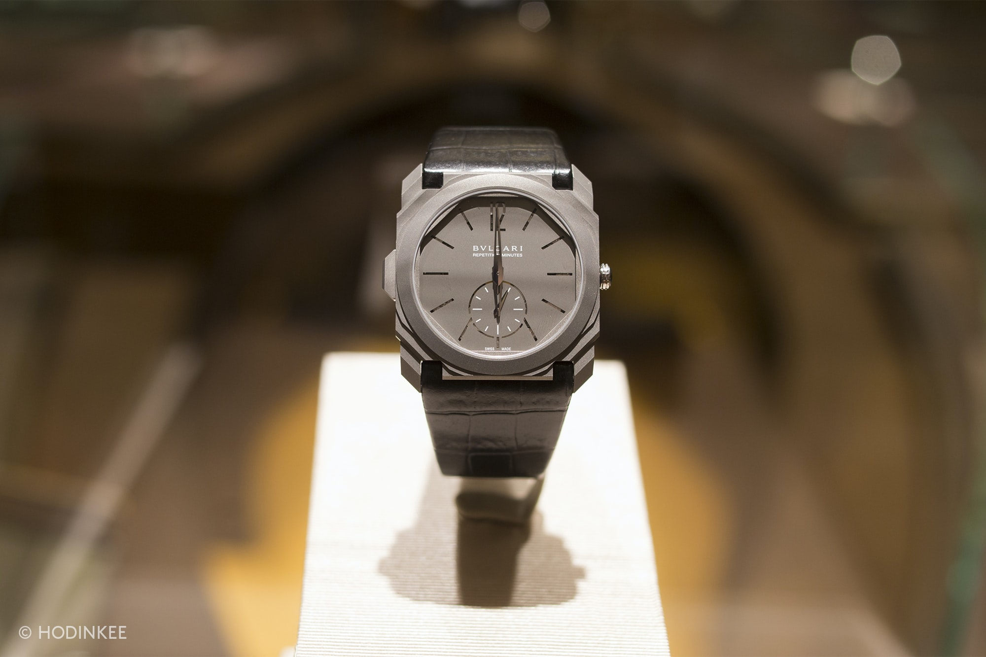 Photo Report: The Bulgari x HODINKEE Celebration Of The Octo Finissimo Minute Repeater In New York City Photo Report: The Bulgari x HODINKEE Celebration Of The Octo Finissimo Minute Repeater In New York City 20019870 copy