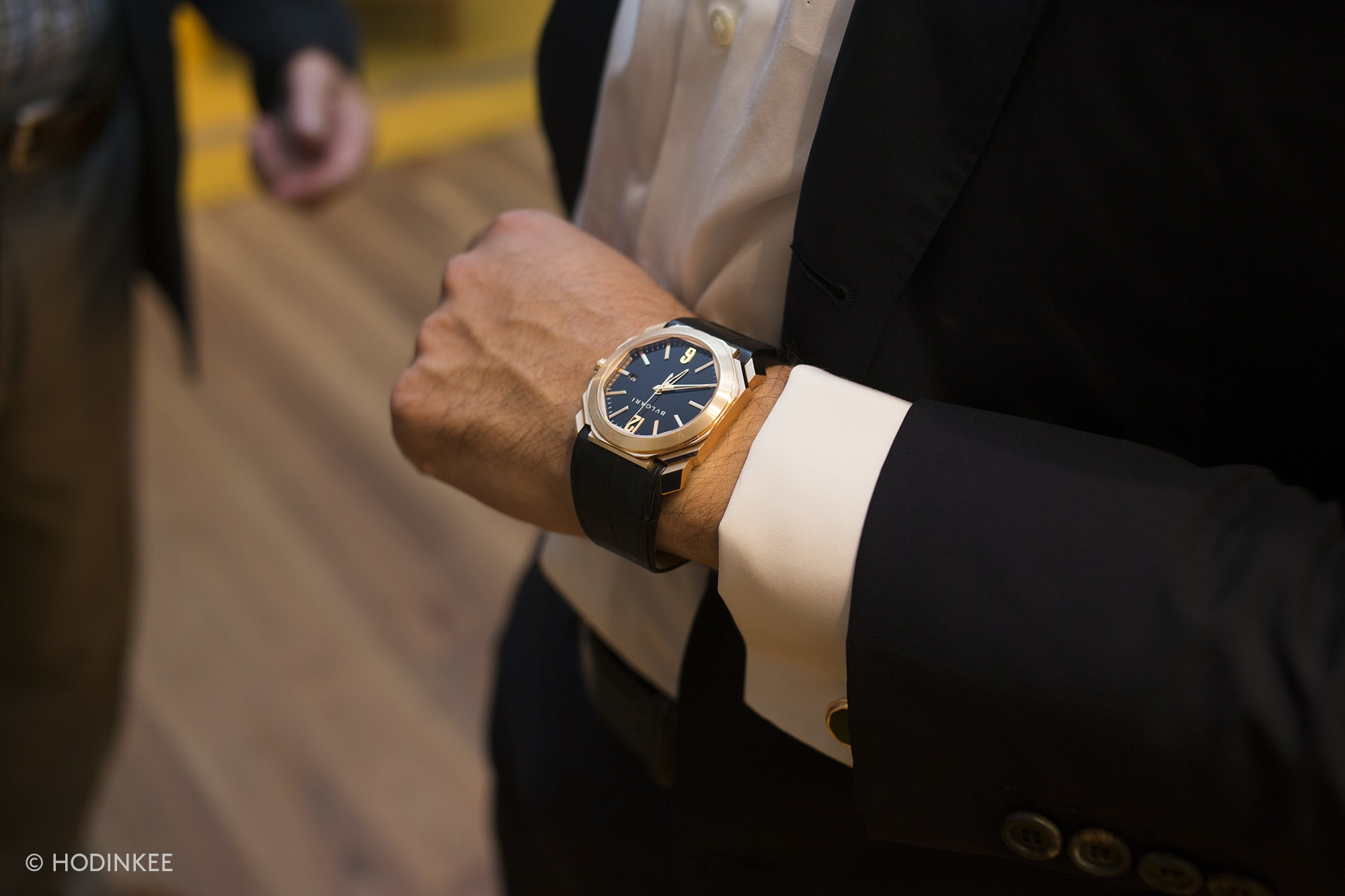 Photo Report: The Bulgari x HODINKEE Celebration Of The Octo Finissimo Minute Repeater In New York City Photo Report: The Bulgari x HODINKEE Celebration Of The Octo Finissimo Minute Repeater In New York City 20019897 copy