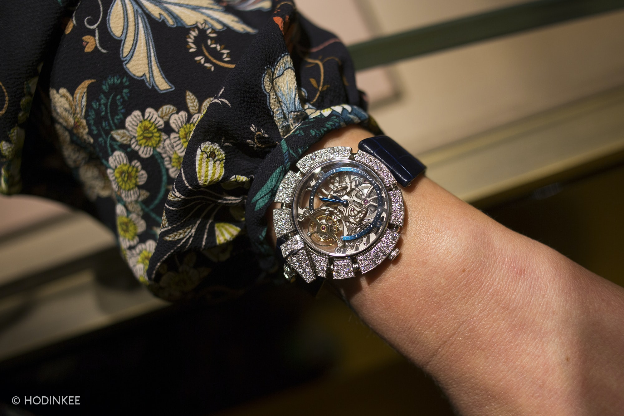 Photo Report: The Bulgari x HODINKEE Celebration Of The Octo Finissimo Minute Repeater In New York City Photo Report: The Bulgari x HODINKEE Celebration Of The Octo Finissimo Minute Repeater In New York City 20010097 copy