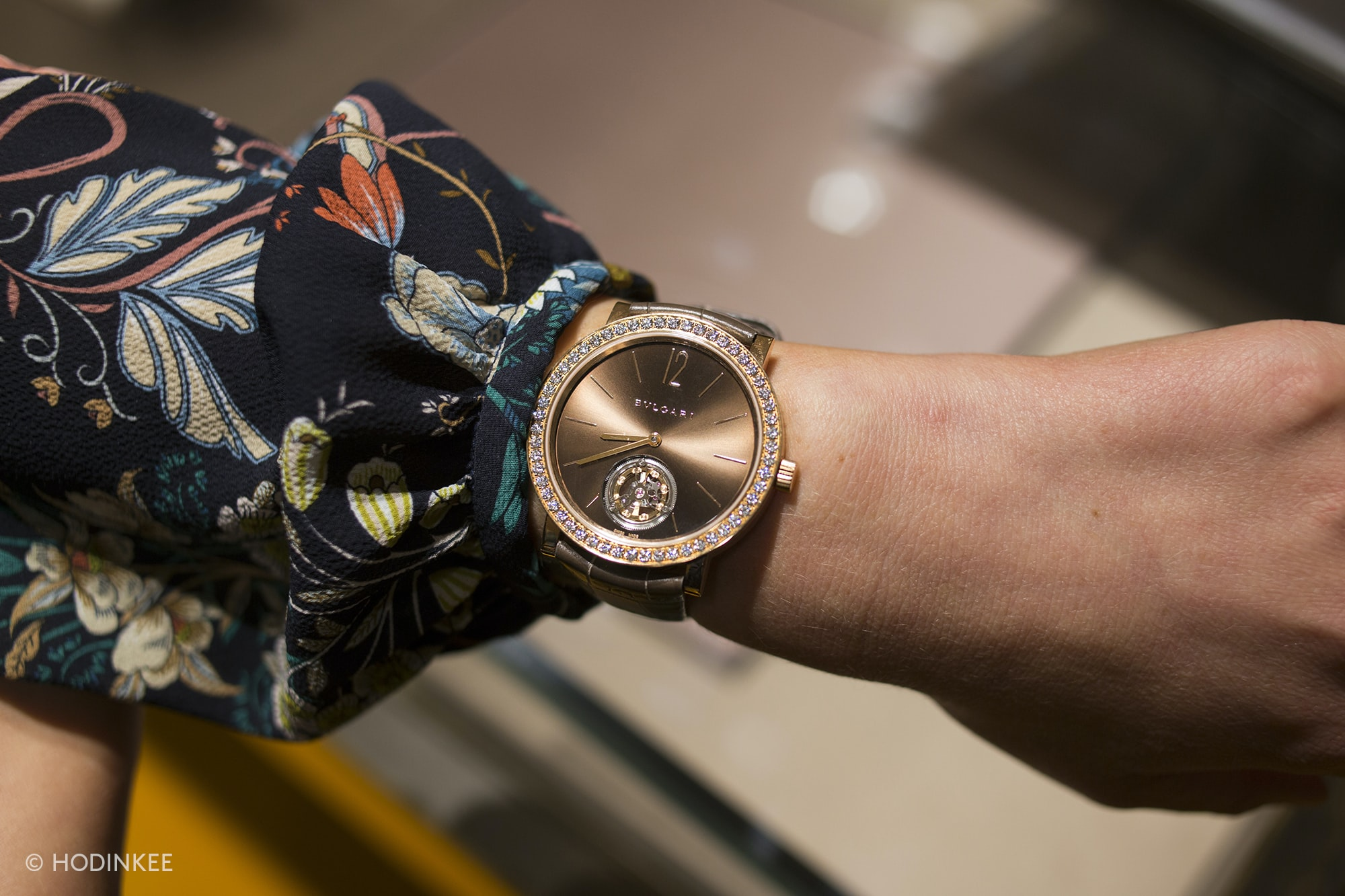 Photo Report: The Bulgari x HODINKEE Celebration Of The Octo Finissimo Minute Repeater In New York City Photo Report: The Bulgari x HODINKEE Celebration Of The Octo Finissimo Minute Repeater In New York City 20010094 copy