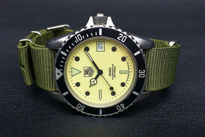 Tag Heuer Marine Nationale