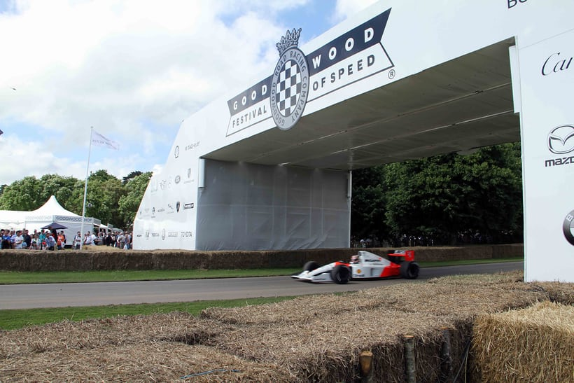 Goodwood Festival of Speed 2016.