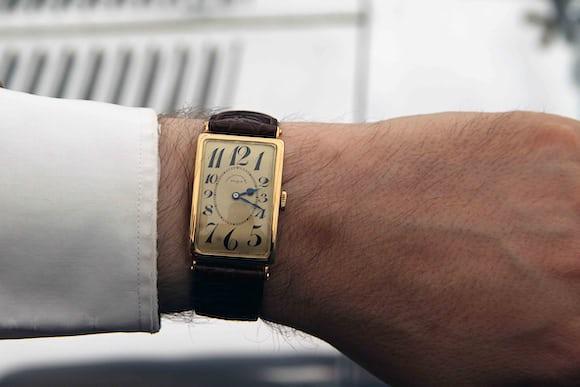 Patek Philippe 1920s dress watch.