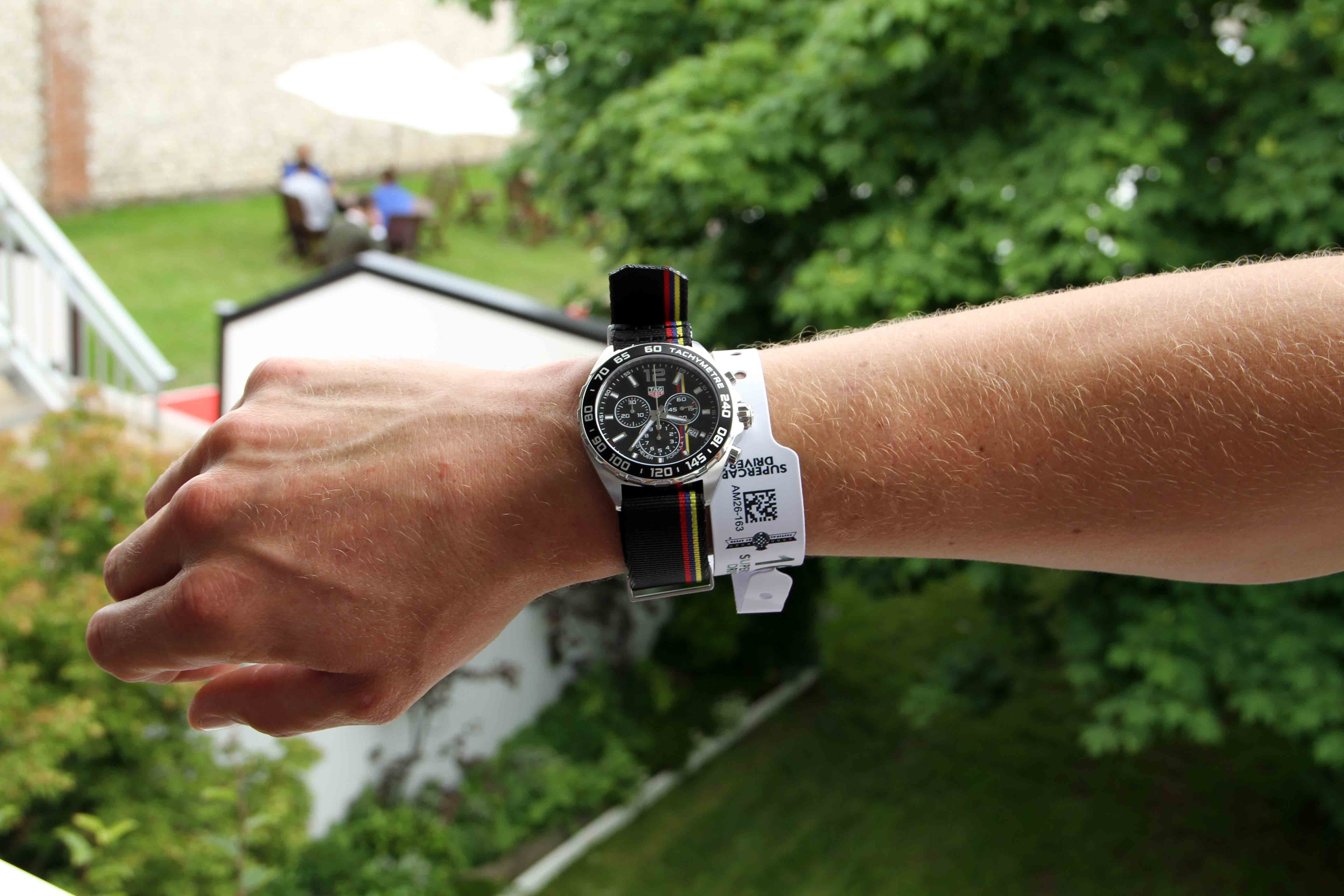 Steve King's Blog: Watch Spotting: At The Goodwood ...