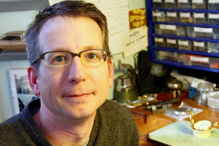 Seth Kennedy, Antiquarian Horologist