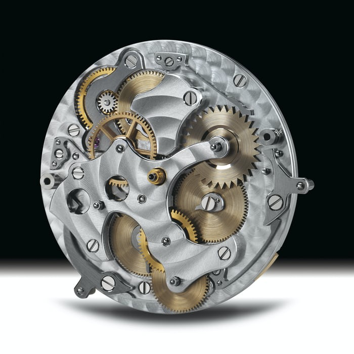 Traditionnelle Day-Date And Power Reserve Limited Edition for North America caliber 2475