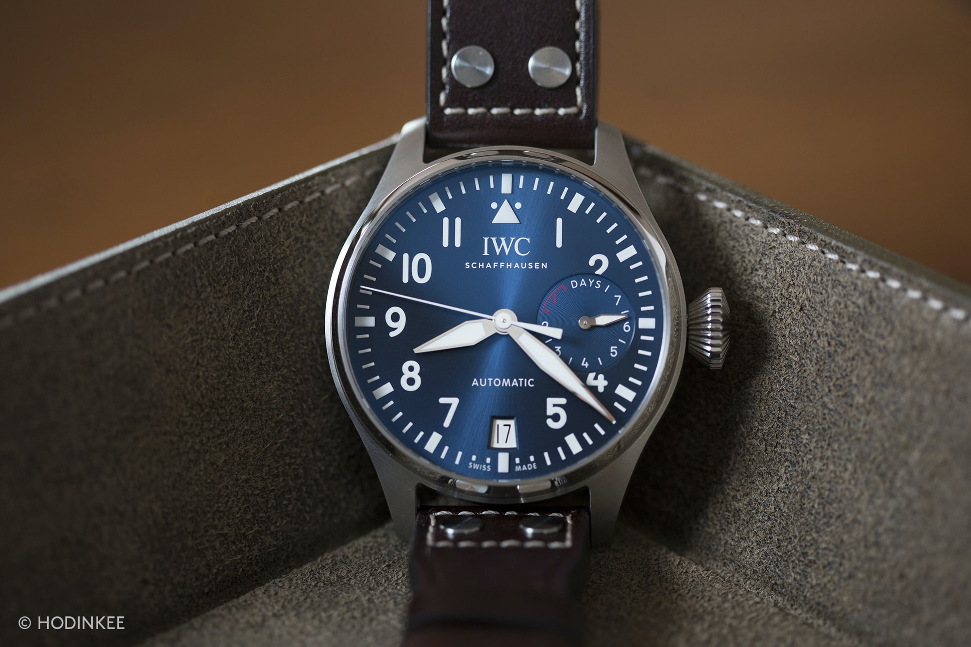 The Year In Review: The Top 20 Most Popular HODINKEE Posts Of 2016 The Year In Review: The Top 20 Most Popular HODINKEE Posts Of 2016 588A0015 copy 2