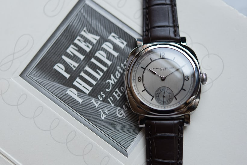 Laurent Ferrier Galet Square Vintage 1 Limited Edition