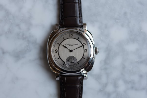 The Laurent Ferrier Galet Square Vintage 1 Limited Edition recto