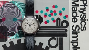 Recapturing Time With Split-Seconds Chronographs