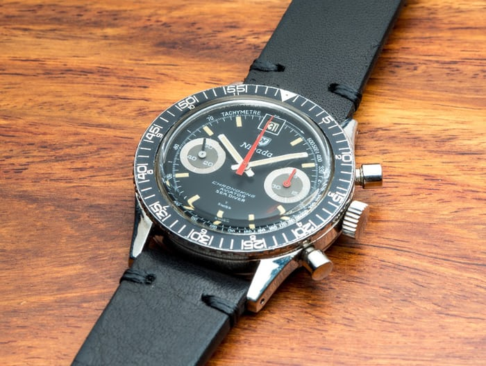Nivada Grenchen Chrono King Date
