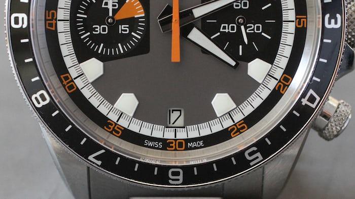 tudor heritage chrono date