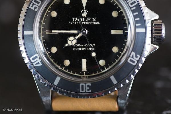 Howie Kendrick's Rolex Submariner 5513
