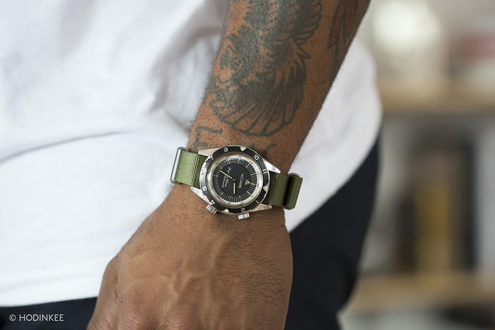 jaeger-lecoultre deep see alarm howie kendrick