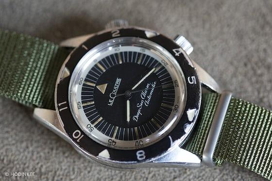 jaeger lecoultre deep sea alarm hodinkee