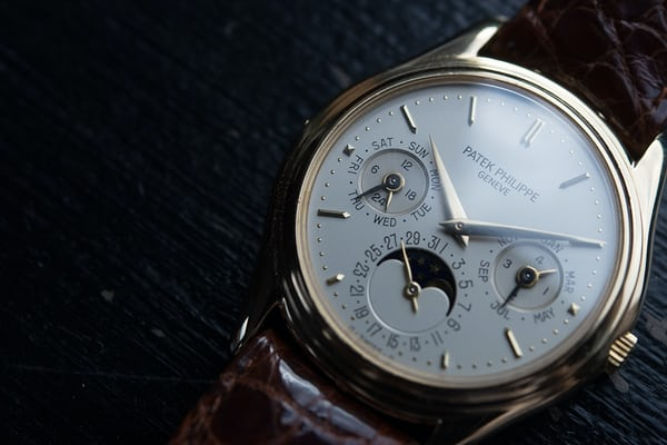 first series patek philippe 3940