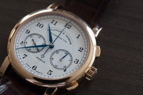 1815 chronograph gold