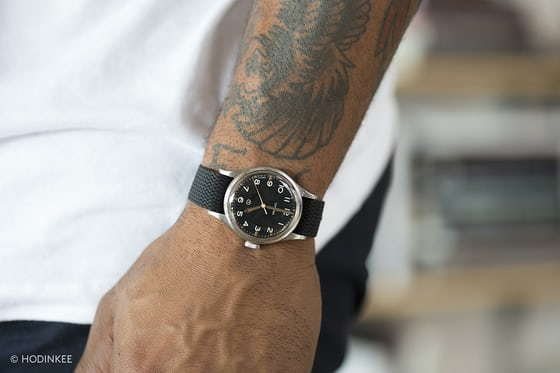 omega military watch howie kendrick