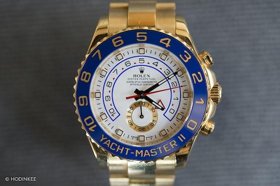 rolex yacht-master ii hodinkee