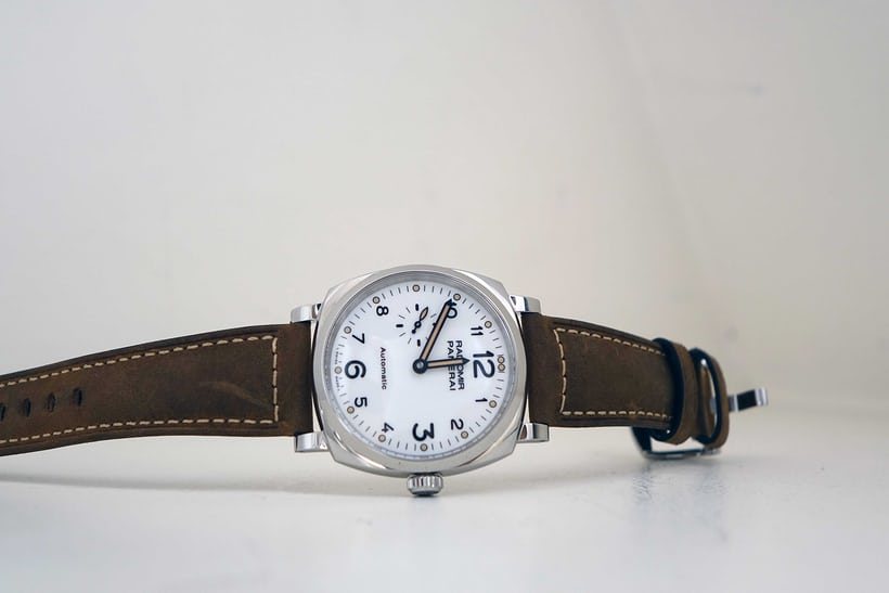 panerai radiomire 1940 white dial