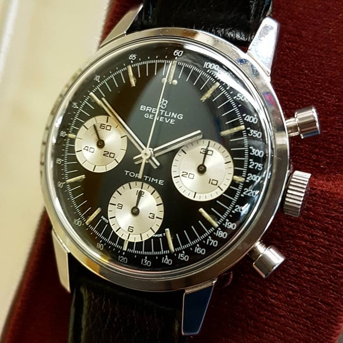 Breitling Top Time Reference 810