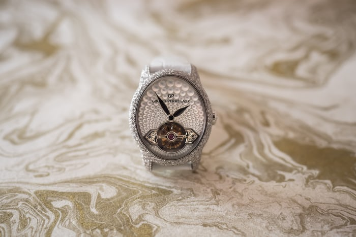 Girard-Perregaux Cat's Eye Tourbillon