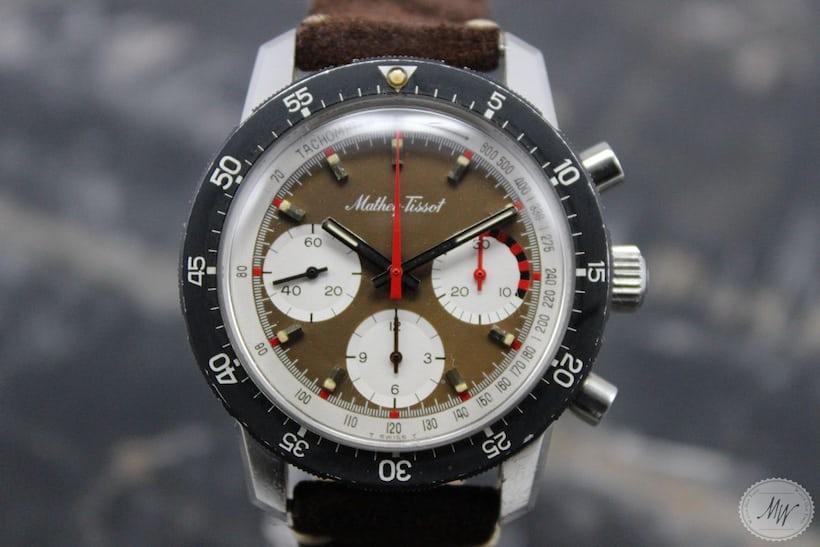 Mathey Tissot Chronograph