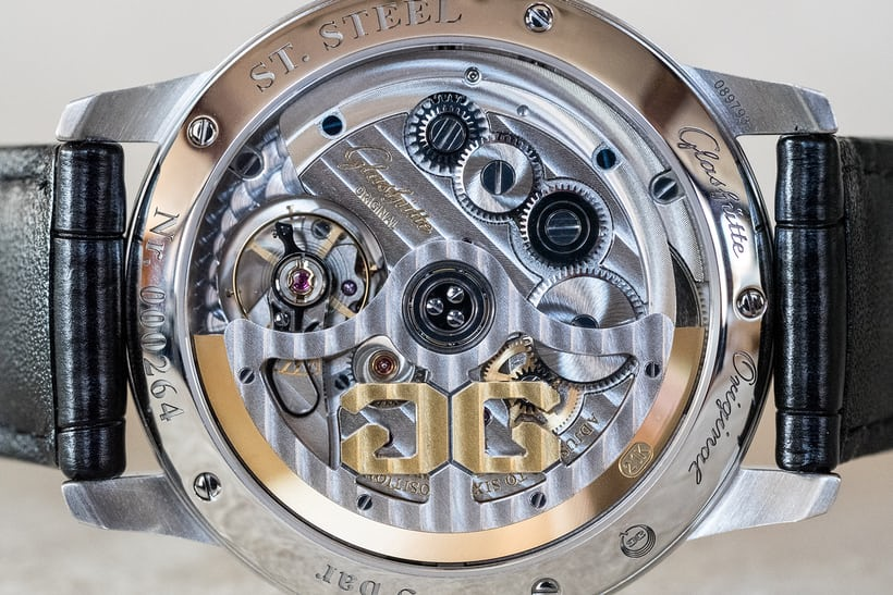 glashutte original caliber 36