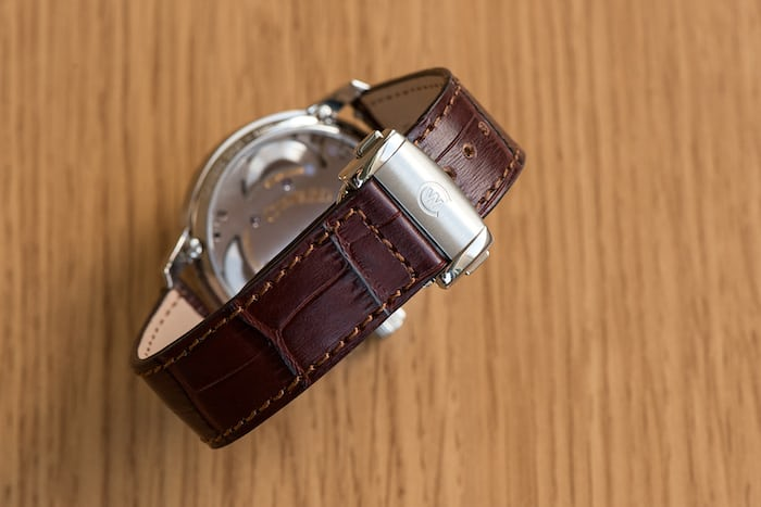 Christopher Ward C9 5 Day Small Second