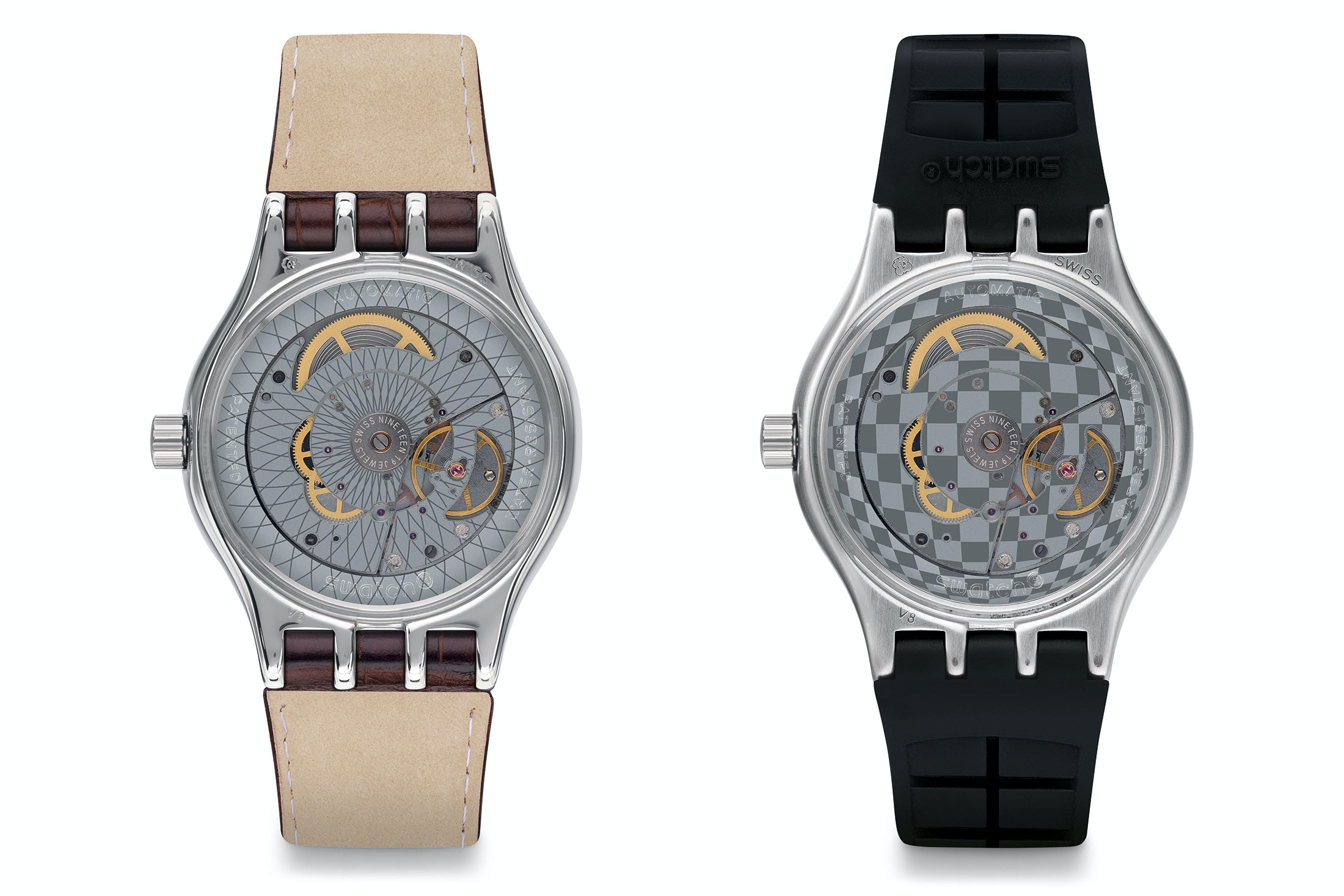 swatch sistem51 irony movement