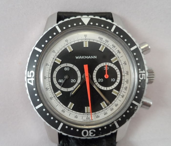 Wakmann Chronograph 817