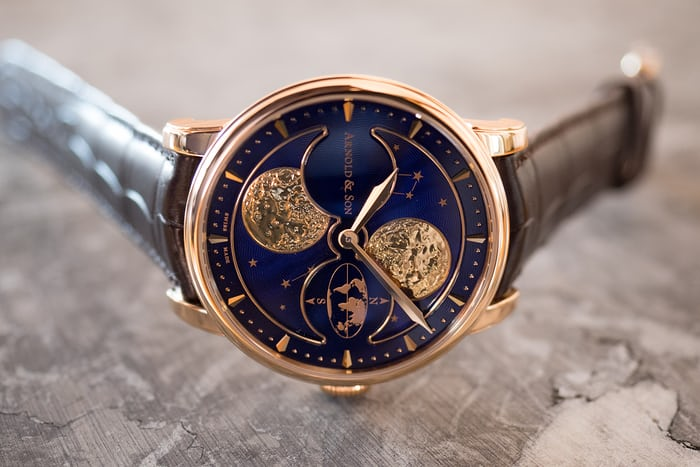 The Arnold & Son Perpetual Moon