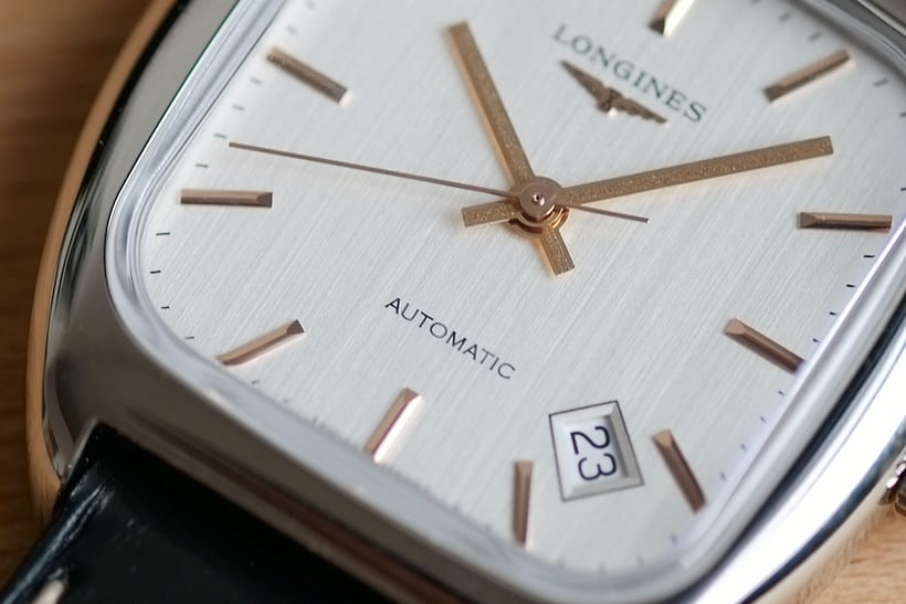 longines heritage 1969 dial