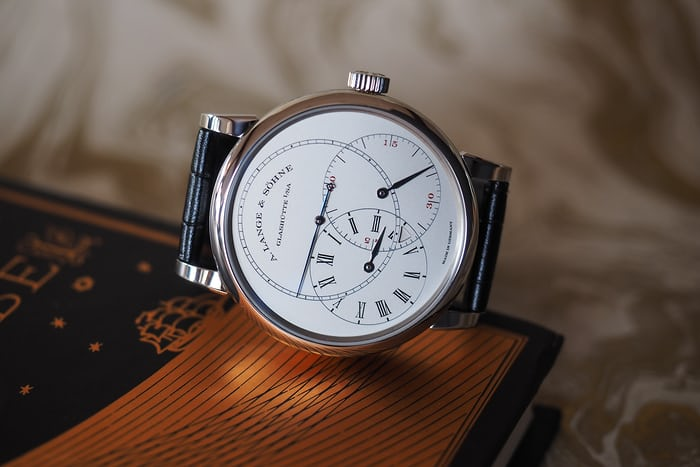 a lange sohne richard lange jumping seconds