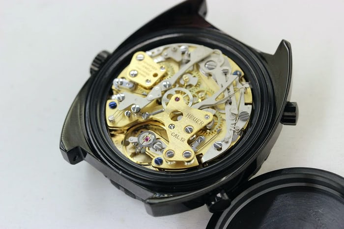 heuer autavia movement discommon