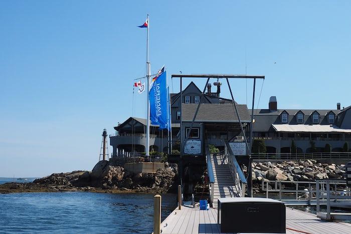 Corinthian Yacht Club Marblehead