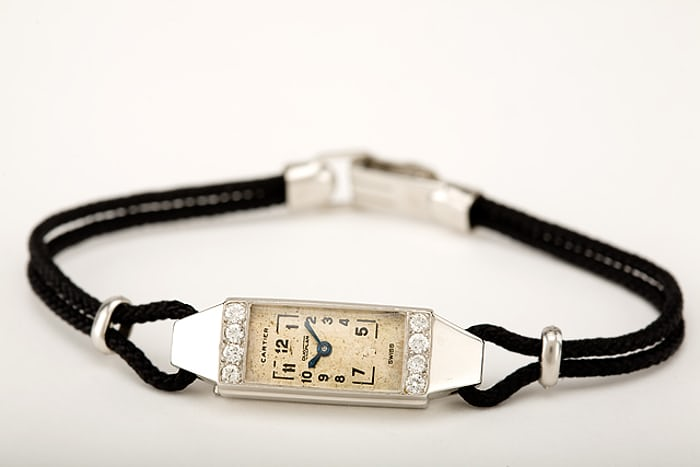 Cartier Duoplan Watch