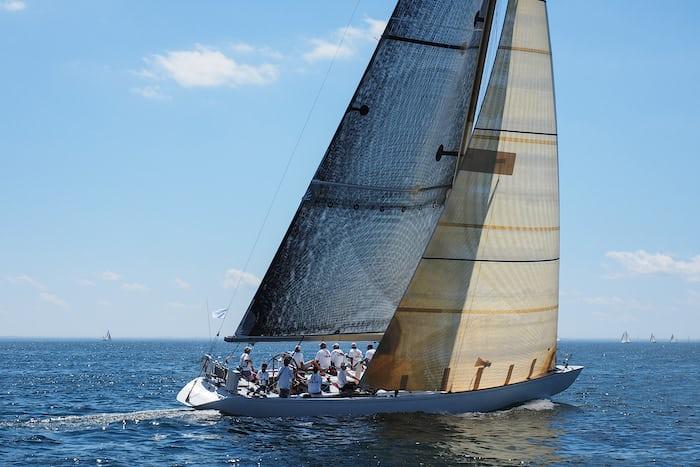 12 meter yacht valiant corinthian classic panerai 2016