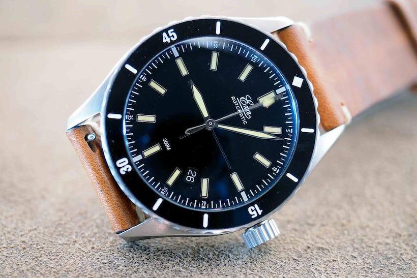 sealander automatic eza watch
