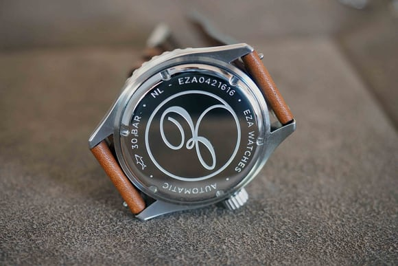 sealander automatic eza watch