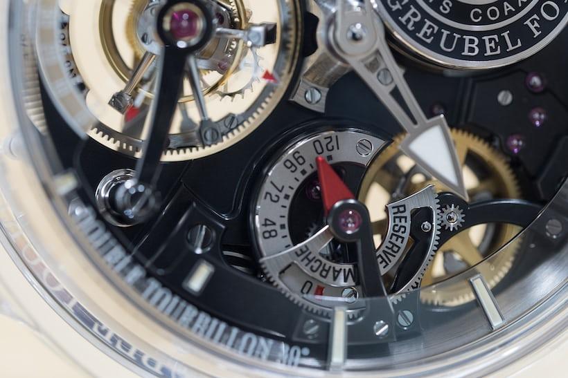 Greubel Forsey Double Tourbillon 30° Technique