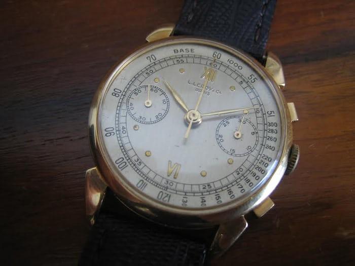 Leroy& Cie Chronograph