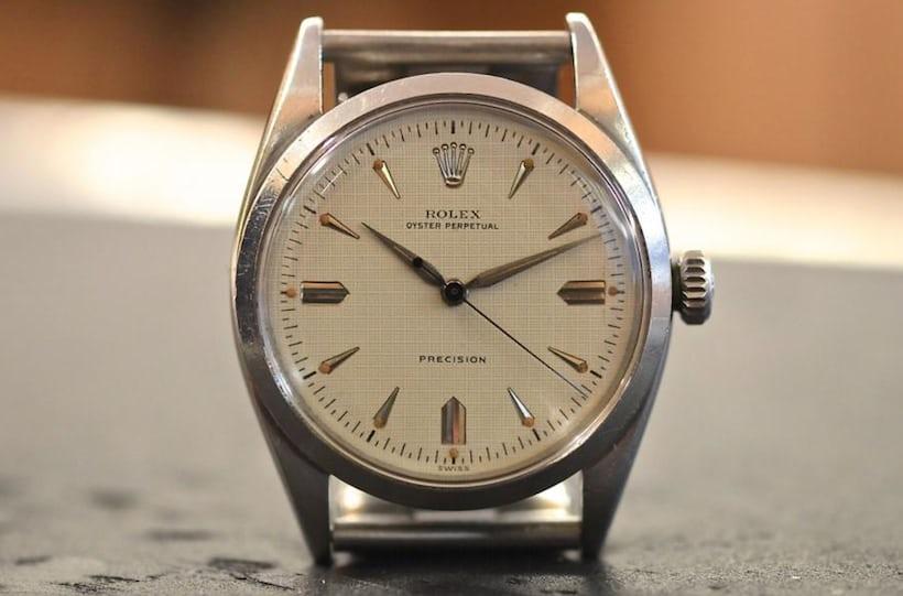 Rolex 'Ovettone' 6298