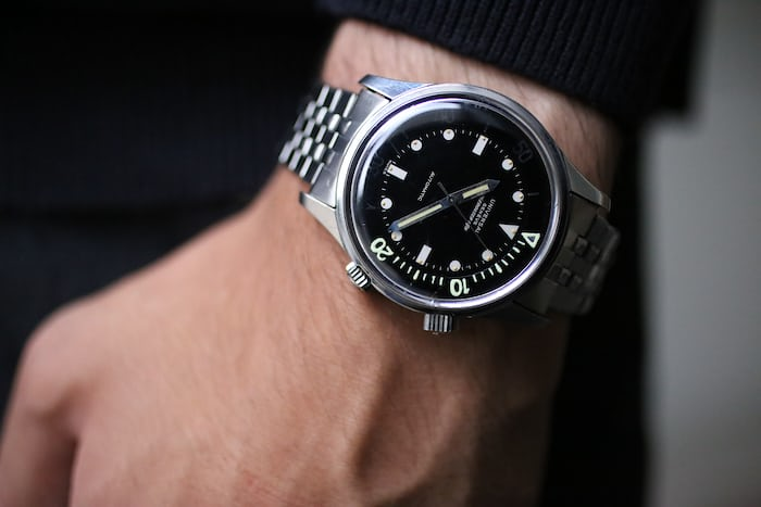 On The Wrist Universal Genève Polerouter